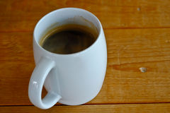 Hot americano Coffee Stock Images