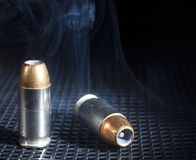 Hot ammunition Royalty Free Stock Image