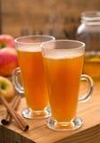 Hot Apple Cider Stock Image