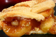 Hot Apple Pie stock images