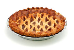 Hot Apple Pie Stock Photo