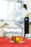 Hot aromatic tea is always nice Stock Photography