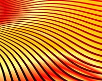Hot background. Vector abstract background in hot colors Stock Photography