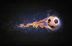 Hot ball Royalty Free Stock Images