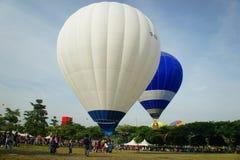 Hot balloon 2012 putrajaya Stock Images
