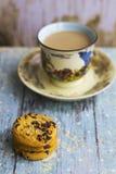 Hot black coffee Royalty Free Stock Image