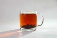 Hot black tea Stock Photos