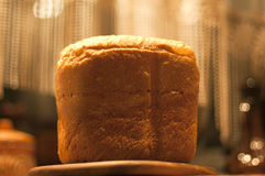 Hot bread Stock Photography