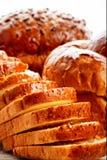 Hot bread Stock Photo