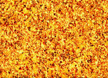 Hot burning fire texture Stock Photo
