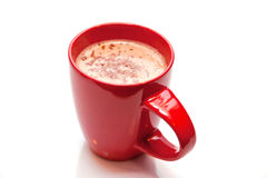 Hot cacao stock image