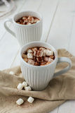 Hot cacao Stock Photography