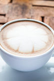 Hot cafe mocha Royalty Free Stock Images