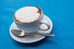 Hot Cappucino Stock Image