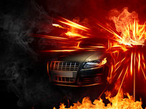 Hot car Stock Images