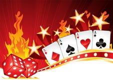Hot Casino Stock Image