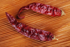 Hot Chili Royalty Free Stock Photos