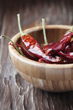 Hot chili pepper for cooking Stock Photography