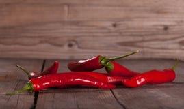Hot Chili Pepper Stock Photo