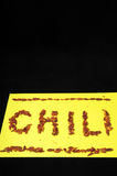 Hot Chili Peppers Royalty Free Stock Image