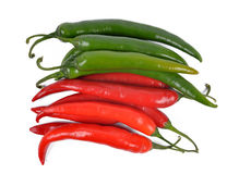 Hot chili Royalty Free Stock Image