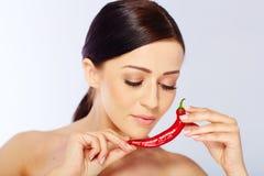 Hot chili Royalty Free Stock Photography