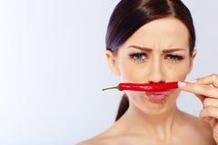 Hot chili Stock Photography