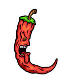 Hot chilli Royalty Free Stock Images