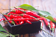 Hot chilli Stock Image