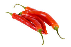 Hot Chillies Stock Photo