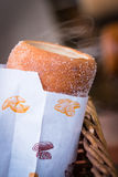 Hot Chimney Cake Royalty Free Stock Photography