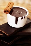 Hot chocolate Stock Photography