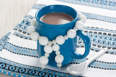 Hot chocolate Stock Image