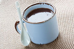 Hot chocolate Stock Images