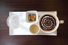 Hot chocolate Royalty Free Stock Photos
