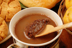 Hot Chocolate Drinks Stock Images