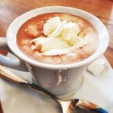 Hot chocolate Royalty Free Stock Photos
