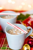 Hot chocolate Stock Photo