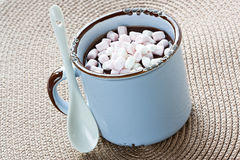 Hot chocolate Royalty Free Stock Images