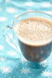 Hot Chocolate Mug Stock Image
