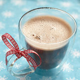 Hot Chocolate Mug Stock Photography