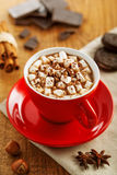 Hot chocolate Royalty Free Stock Photo