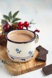 Hot chocolate Stock Photography