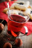 Hot christmas drink Royalty Free Stock Photo
