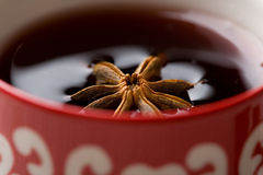 Hot Christmas glogg drink Stock Photo