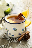 Hot cider Stock Photos