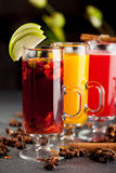 Hot Cocktail Stock Image