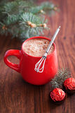 Hot cocoa Royalty Free Stock Image