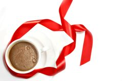 Hot cocoa Royalty Free Stock Image