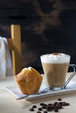 Hot coffe Royalty Free Stock Image